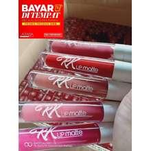 Tanpa Merek BossOnline COD Promo Murah RK Glow Lip Matte Cream Original BPOM Lipstik Awet Tahan Air dan Lama Nyaman Daisy Best Seller