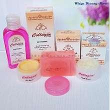 Collagen (2 PAKET) Cream - Paket Krim Original Plus Toner Whitening