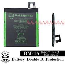 Xiaomi Baterai Xioami Redmi Pro Dual Camera Bm4A Bm-4A Double Ic Protection