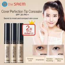 The Saem Cover Perfection Tip Concealer Spf 28 Pa++