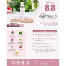 Zalfa Miracle Zalfa Natural Paket Lightening - Krim Pencerah Wajah