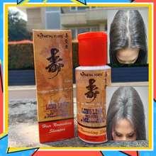Metal Fortis 100ML Penumbuh Rambut Paling Cepat 2 minggu/Pemanjang Rambut shampoo Terdaptar BPOM
