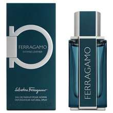 Salvatore Ferragamo Intense Leather For Men Edp 100 Ml