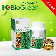 Biogreen ORGANIC K-BIOGREEN (250 GR) K-LINK ASLI 100% ORIGINAL