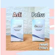 Deorex Original Penghilang Bau Badan Permanen Terbaik Yang Pernah Ada / Deodorant