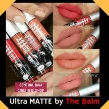 The Balm Meet Matte Hughes Ultra Matte Lipstick Ombre
