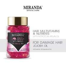 Miranda Hair Vitamin (Vitamin Rambut) Jar Jojoba Oil 30X1Ml