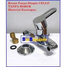 CELLO KERAN AIR PANAS INSTANT CIM 073 TANPA BOBOK TEMBOK / Bath Mixer
