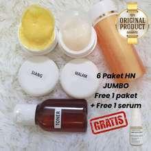 Cream Hn Original 6 Paket Cream Hn Ori 30Gr (Jumbo) + Free 1 Paket + Coppy Uji Labb