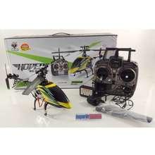 WLToys Rc Heli 4 Channel Wl V912 Brushless Helicopter Drone Remot Control Heli Hobby Jakarta Bekasi