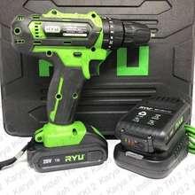 TEKIRO RYU PROMO !!! Mesin Bor Cordless Impact Drill Ryu RCI20V bisa Beton