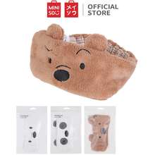 MINISO Official We Bare Bears-Headband / Bando / Penutup Mata