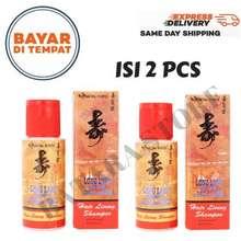 Metal Fortis [ PAKET ISI 2 ] Shampo - Shampoo Metal Long Life - shampo pemanjang rambut 60ml