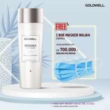 GOLDWELL Kerasilk Revitalize Redensifying Shampoo 250Ml, Shampoo Rambut Rontok, Rambut Menipis