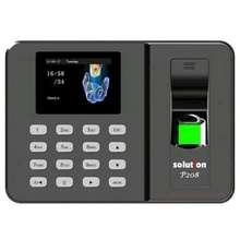 Solution Mesin Absen P208 - Absensi Sidik Jari - Finger Print P-208