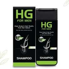 Natur HG Shampoo For Men 200ml Penumbuh Rambut & Perawatan Kerontokan Rambut Ampuh