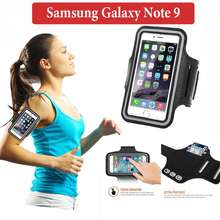 Samsung Note 9 Sports Running Armband Bag Case Cover Casing Olahraga