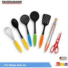 Fackelmann 7Pcs Kitchen Tool Set / Set 7 Peralatan Masak