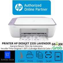 HP Printer HP 2335 Lavender ( Printscancopy) NEW Pengganti HP2135