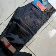 bombboogie Tqm 84 Original Jeans Bahan Celana Panjang Pria Blue Brown 34