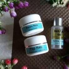 Erha Paket Cream Whitening+Glowing+Serum Flek Hitam