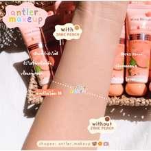 Kiss Beauty Jane Peach Foundation + Moisturizer + Sunscreen Spf45 Promo Murah