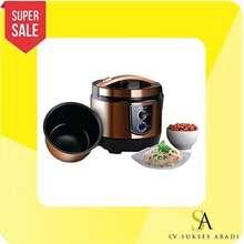 3in1 Rice Cooker Ceramic Kirin Krc 390 Magic Com 2 Lt Murah Sby