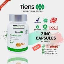 Tiens Zinc | Promo Penyubur Dan Penumbuh Rambut Herbal | Best Seller Dan Terlaris | Original