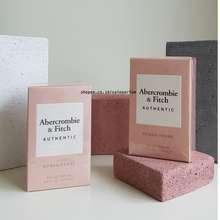 Abercrombie&Fitch Abercrombie & Fitch Authentic Woman Femme Edp 100Ml