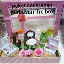 Purbasari Paket Seserahan Free Box