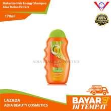 Makarizo Professional Makarizo Hair Energy Shampoo Aloe Melon Extract 170ml / makarizo / shampo makarizo pelurus rambut / sampo makarizo rambut rontok / sampo makarizo / shampo lidah buaya asli / sampo lidah buaya asli / shampo makarizo / shampo lidah buaya / shampo / sampo