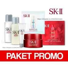 SK-II Paket Pemula Lengkap Dengan Cream Serum Anti Aging