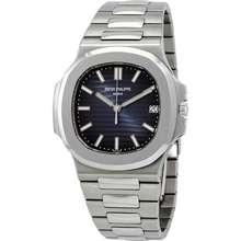 Patek Philippe NAUTILUS Automatic Blue Dial Unisex Watch 5711 1A 010