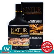 Natur Shampoo Gingseng Extrc 140Ml