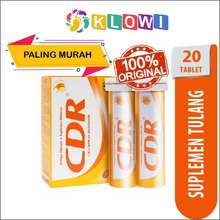 CDR Cdr Calsium D Redoxon Twinpack Multivitamin Vitamin