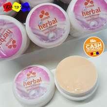 Esther (6 PCS) HERBAL PEARL CREAM ORIGINAL 100% / Cream Pemutih Wajah Penghilang Flek Hitam & Jerawat Original BPOM