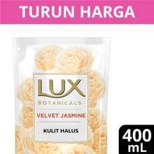 Lux Sabun Cair Velvet Jasmine Refill 450Ml