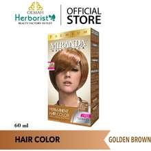 Miranda Miranda Hair Color Premium MC14 Golden Brown 60ml