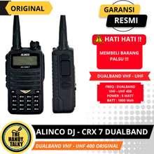 Alinco Dj Crx7 Dual Band