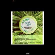 glow Arasta Cream Bpom Ori
