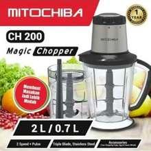Mitochiba Mito Food Chopper CH-200 Magic Chopper