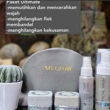 MS Glow Perawatan Wajah Skincare Paket Ultimate