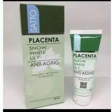 Satto Placenta Show White Lily Anti Aging 50Ml