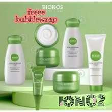 Biokos Vital Nutrition 20'S Daily Moist, Eye Cream, Day, Night, Toner, Foam
