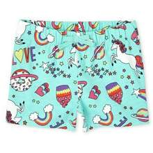 The Children's Place Celana Hotpant Anak Place Unicorn/Branded