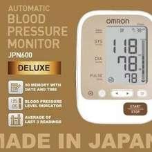 OMRON Tensimeter Jpn600 Deluxe Garansi 5 Tahun