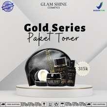 Shine Glam Shine Gold Series ORIGINAL / Queen Shine BPOM