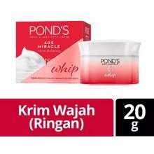 Pond's Whip Age Miracle 20 Gram Anti Penuaan
