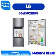 LG KULKAS 2 PINTU LG MURAH | GC-A502HLHU | GCA502HLHU | DOOR IN DOOR LG