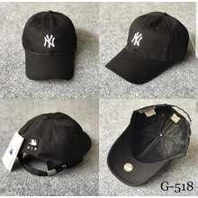 MLB Topi Baseball Caps NY MLB Yankees Import - Hitam